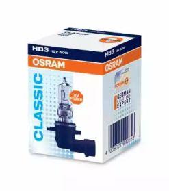 Лампа фары на Крайслер Пт крузер 'OSRAM 9005'.
