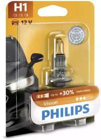 Лампа фары на SEAT ALTEA 'PHILIPS 12258PRB1'.