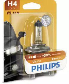 Лампа фари на Форд Торнео Конект 'PHILIPS 12342PRB1'.