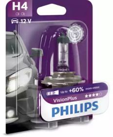 Лампа фары на ISUZU CAMPO 'PHILIPS 12342VPB1'.