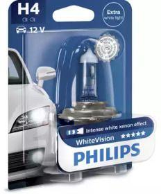Лампа фары на Исузу Кампо 'PHILIPS 12342WHVB1'.