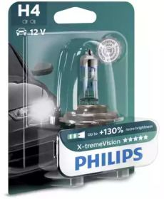 Лампа фары на ISUZU CAMPO 'PHILIPS 12342XV+B1'.