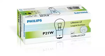 Лампа фари PHILIPS 12498LLECOCP.