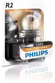 Лампа фари 'PHILIPS 12620B1'.