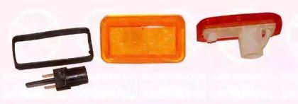 Указатель поворота на VOLKSWAGEN GOLF 'KLOKKERHOLM 00090555'.