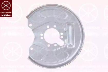 Захисний кожух гальмівного диска на MITSUBISHI CARISMA KLOKKERHOLM 9008877.