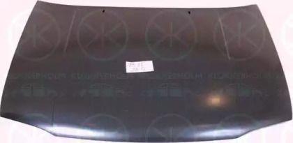 Капот на VOLKSWAGEN GOLF 'KLOKKERHOLM 9522280'.
