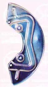 Защитный кожух тормозного диска на VOLKSWAGEN GOLF 'KLOKKERHOLM 9522379'.