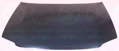 Капот на VOLKSWAGEN PASSAT 'KLOKKERHOLM 9539281'.