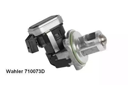 Клапан ЄГР (EGR) WAHLER 710073D малюнок 0