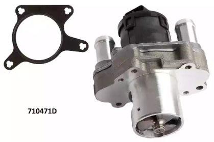 Клапан ЄГР (EGR) на Мерседес Г Клас  WAHLER 710471D.