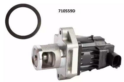 Клапан ЄГР (EGR) WAHLER 710559D.