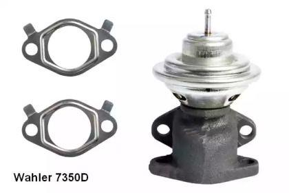 Клапан ЄГР (EGR) WAHLER 7350D.