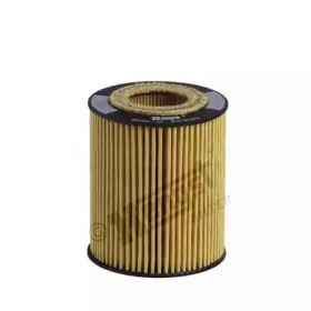 Масляний фільтр 'HENGST E610H D38'.