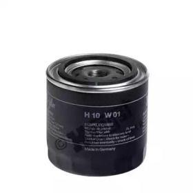 Масляный фильтр HENGST H10W01.