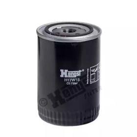 Масляный фильтр 'HENGST H17W18'.