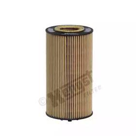 Масляный фильтр 'HENGST E355H01 D109'.