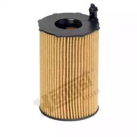 Масляный фильтр 'HENGST E816H D236'.