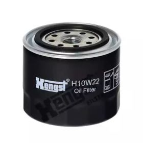 Масляный фильтр 'HENGST H10W22'.