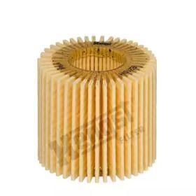 Масляный фильтр HENGST E210H D228.