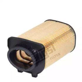 Повітряний фільтр на Мерседес ГЛЦ  HENGST E1145L.