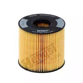 Масляный фильтр 'HENGST E64H D96'.