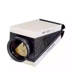 Повітряний фільтр на Мерседес ГЛЦ  HENGST E527L.