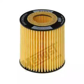 Масляный фильтр 'HENGST E46H D126'.