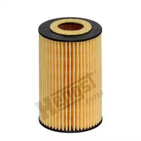 Масляний фільтр 'HENGST E237H D331'.