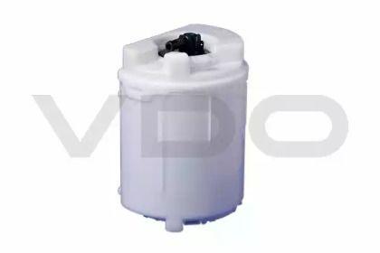 Электрический топливный насос на SKODA OCTAVIA A5 VDO E22-041-095Z.
