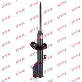 Передня права стійка амортизатора на MAZDA MPV KAYABA 334282.