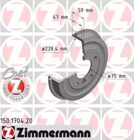 OTTO ZIMMERMANN 150.1704.20