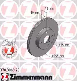 OTTO ZIMMERMANN 370.3069.20