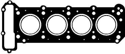 Прокладка ГБЦ 'GLASER H50255-00'.
