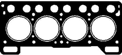Прокладка ГБЦ GLASER H50131-00.