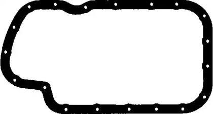 Прокладка, масляный поддон 'GLASER X54035-01'.