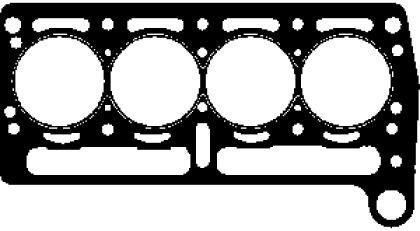 Прокладка ГБЦ на SEAT TERRA 'GLASER H14946-10'.