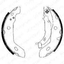 Барабанні гальмівні колодки DELPHI LS1841.