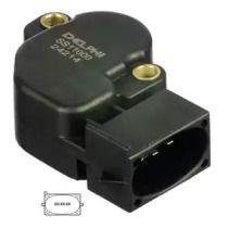 Датчик дросельної заслінки DELPHI SS11000-12B1.