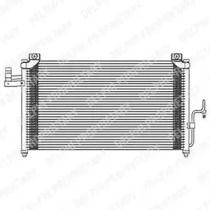Радіатор кондиціонера на Мазда Премаси DELPHI TSP0225474.