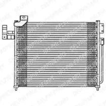 Радіатор кондиціонера на MAZDA PREMACY DELPHI TSP0225475.