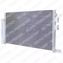 Радиатор кондиционера на Фольксваген Гольф DELPHI TSP0225484.