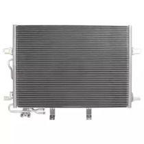 Радіатор кондиціонера на Мерседес W211 DELPHI TSP0225503.