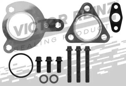 Монтажный комплект турбины VICTOR REINZ 04-10191-01 рисунок 0