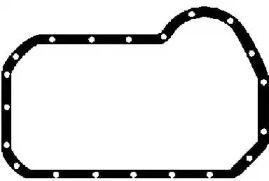 Прокладка, масляный поддон на VOLKSWAGEN PASSAT 'VICTOR REINZ 71-12948-10'.