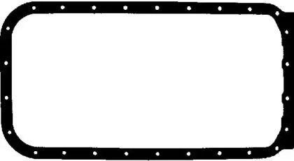 Прокладка, масляный поддон на Ниссан Террано VICTOR REINZ 71-52762-00.