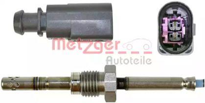 Датчик температури вихлопних газів METZGER 0894086.