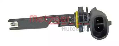 Датчик рівня охолоджуючої рідини 'METZGER 0901091'.