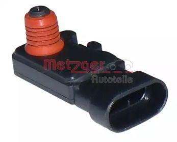 Датчик тиску наддуву METZGER 0906047.