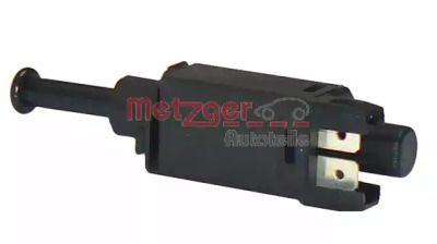 Выключатель стоп-сигнала на VOLKSWAGEN GOLF 'METZGER 0911015'.